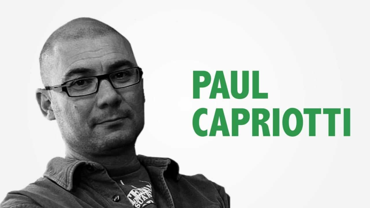 entrevista paul capriotti