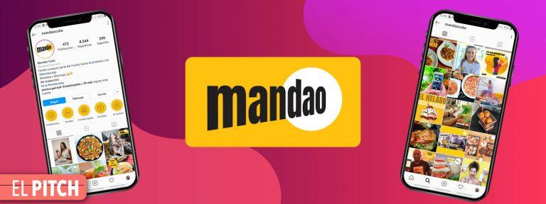 Entrevista Mandao podcast pitch
